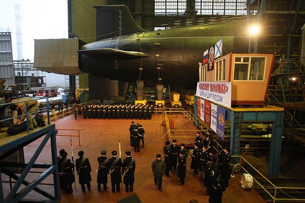 северодвинск работа на заводе подводных лодок