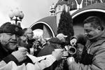 Праздновали Рождество и в православной Македонии (фото: EPA/ИТАР-ТАСС)