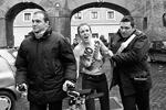 Это не первая акция Femen на площади Святого Петра. В 2011 году представители спецслужбы Ватикана уже арестовывали активисток, выступавших против «женоненавистнической политики» церкви (фото: Reuters)