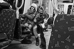 Стокгольм. Один из главных запретов при участии в акции - ношение просвечивающегося белья (фото: ИТАР-ТАСС)