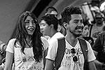 Мехико. Участие принимают все, кто способен на дерзкую выходку (фото: ИТАР-ТАСС)