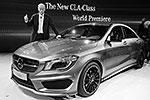 Мировая премьера Mercedes-Benz CLA-Class (фото: ИТАР-ТАСС)
