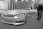 В европейском сегменте Детройтского автосалона одним из главных событий станет премьера BMW четвертой серии (BMW 4 Series). Новое купе баварского автоконцерна, правда, пока носит статус «концепт-кара» (фото: ИТАР-ТАСС)