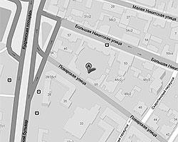Поварская улица, 52 (нажмите, чтобы увеличить)