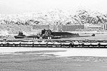 Это уже второй корабль проекта 667 БДРМ, вернувшийся в состав Северного флота в последнее время. В августе 2012 года боевой состав Северного флота пополнил РПКСН «Новомосковск», также прошедший ремонт и модернизацию на «Звездочке» (фото: Станислав Каратанов/Отдел информационного обеспечения пресс-службы Западного военного округа)
