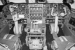 В состав пилотажно-навигационного комплекса модернизированного самолета введена спутниковая навигационная система, позволившая значительно повысить точность самолетовождения (фото: Сергей Александров/ВЗГЛЯД)