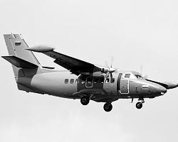 Прямой конкурент нового 16-местного «Рысачка», чешский самолет L-410 (фото: Aleksandr Medvedev/airliners.net)