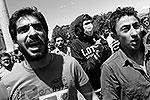 Акция, организованная движением «Идентичность», была приурочена ко всемирному Дню борьбы с гомофобией (фото: Reuters)