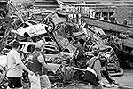 Многие жители штата просто не узнали свои города после бедствия (фото: Reuters)
