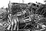 Имущество жителей штата было уничтожено стихией (фото: Reuters)
