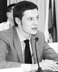 Исполнительный директор Общественного антикоррупционного комитета (ОАК) Дмитрий Пакка (фото: с личной страницы facebook.com)