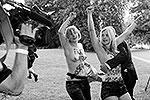 Методы борьбы участниц FEMEN неизменны: голый торс с надписями (фото: femen.org)