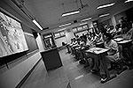 Выступление Япин не было первым уроком, проведенным из космоса. Первой «космической» учительницей должна была стать американка Криста Маколифф, погибшая в 1986 году во время крушения шаттла Challenger. В 2007 году урок провела другая американка – Барбара Морган (фото: EPA/ИТАР-ТАСС)