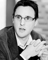 Основатель и спикер ежегодной конференции Coworking Europe,  владелец коворкинга в Бельгии Namur Жан-Ив Юар(Фото: из личного  архива)