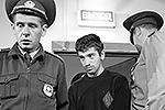 Согласно решению суда, Магомедов будет находиться под стражей минимум до 16 часов 1 августа. Сам подозреваемый попросил предоставить ему переводчика (фото: ИТАР-ТАСС)