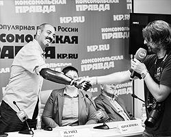 Найджел Экланд (фото: пресс-центр ЗАО ИД