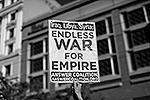 Войны США в Ираке, Ливии, а также планы напасть на Сирию расцениваются противниками такой политики как бесконечная война для империи (фото: Reuters)