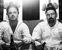 Отныне любую телевизионную драму будут сравнивать с «Breaking Bad» (фото: AMC)