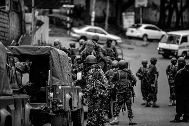 Власти восточноафриканской страны полны решимости довести операцию по освобождению заложников и обезвреживанию террористов до конца