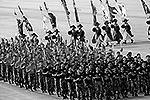 В действующей армии Южной Кореи порядка 660 тыс. военнослужащих, из них около 520 тыс. служат в сухопутных войсках (фото: EPA/ИТАР-ТАСС)