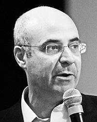 Уильям Браудер - основатель и генеральный директор инвестиционного фонда Hermitage Capital Management. (фото: Michael Wuertenberg)