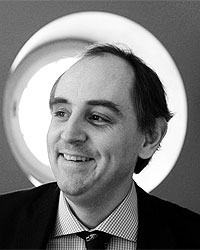Журналист и старший редактор журнала The Economist Эдвард Лукас (фото: <a href= http://www.edwardlucas.com/ target=_blank>edwardlucas.com</a>)