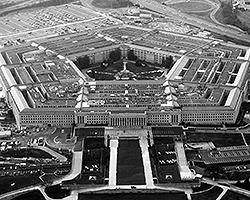 Вид на здание Пентагона (фото: David B. Gleason)