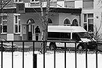 """На месте происшествия работают представители всех силовых структур, в частности, полиции и Следственного комитета. Министр МВД Владимир Колокольцев и глава СК Александр Бастрыкин выехали к школе  (фото: РИА """"Новости"""")"""