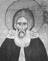 Сергий Радонежский. Покров. 20-е годы XV в.