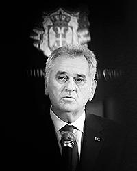 Президент Сербии Томислав Николич (фото: Reuters)