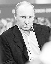 Главным для Путина всегда был вопрос информации – ее достоверности и достатка (фото: ИТАР-ТАСС)