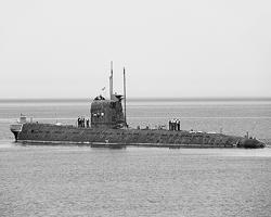 Подводная  лодка «Запорожье» U01 (Фото: vmsu.info)