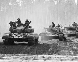 Учения  танковых войск СВ Украины (Фото: Reuters)