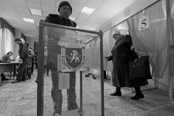 Миссия наблюдателей от Совета Федерации не выявила серьезных нарушений при проведении референдума в Крыму