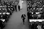 Перед голосованием в Генассамблее ООН по резолюции об Украине страны подвергались колоссальному давлению со стороны Запада, но результаты голосования доказывают необоснованность заявлений о международной изоляции России, заявил постоянный представитель России при ООН Виталий Чуркин. «Результат вполне для нас хороший, моральную и политическую победу мы одержали. Уже, разумеется, никакой речи об изоляции России в этой ситуации быть не может», – сказал он (фото: Reuters)