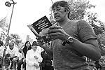 На церемонии читали отрывки из книг Маркеса, ставших жемчужинами в сокровищнице мировой культуры (фото: Reuters)