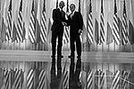 Президент Обама и премьер-министр Польши Дональд Туск (фото: Reuters)