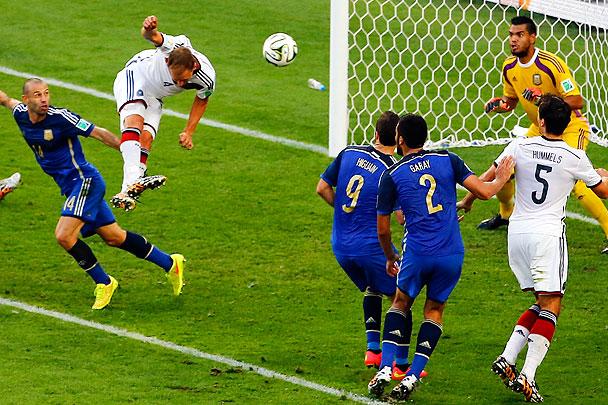 прогноз матча чемпионата мира по футболу финал германия аргентина