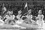 А это элемент знаменитого бразильского карнавала  (фото: ИТАР-ТАСС)