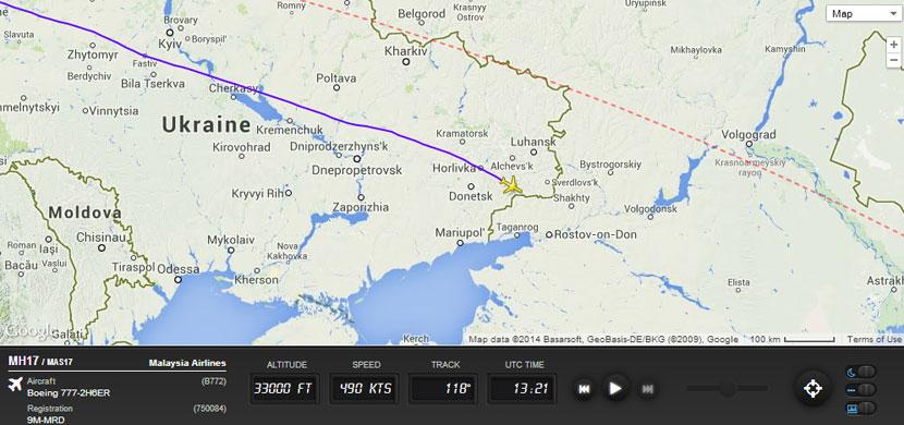 (����: flightradar24.com)