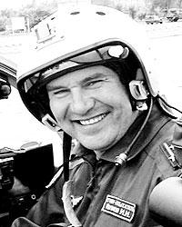Игорь Маликов замначальника летного испытательного центра (фото: vaul.ru)