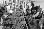 """Казалось, что революционные покрышки наконец отправляются на свалку, в том числе на свалку истории (фото: <a href=""""http://www.unn.com.ua"""">unn.com.ua</a>)"""