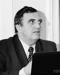 Виктор Захаров, заместитель директора Института российской истории РАН по научной работе(Фото: mgou.ru)