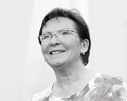Эва Копач (Фото: EPA/ИТАР-ТАСС)