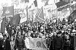 В шествии по Тверской приняли участие представители всех 58 регионов России (фото: Сергей Фадеичев/ТАСС )