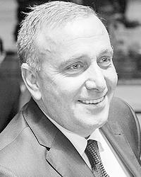 Нынешний глава МИД Польши - Гжегож Схетына (фото: NICOLAS BOUVY/EPA/ТАСС)