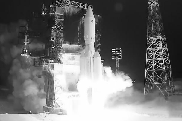 Эксперты особенно отмечают экологичность топлива на новой ракете