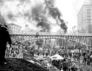 Дотянуть Украину до выборов было одной из главных задач подлинных организаторов Майдана(фото: Почуев Михаил/ТАСС)