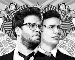 Северокорейцы увидели в фильме издевательства Америки, неуважение к своему лидеру (Фото: Columbia Pictures)