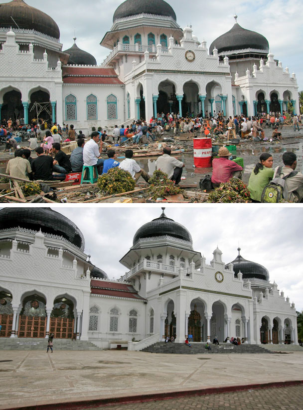 Индонезия восстановилась после